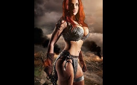 Best Warrior Cosplay Girls