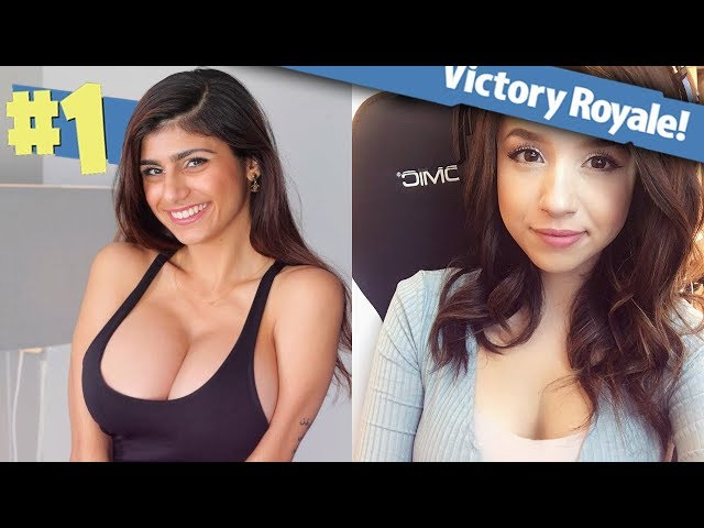 Hot Chicks Playing Fortnite